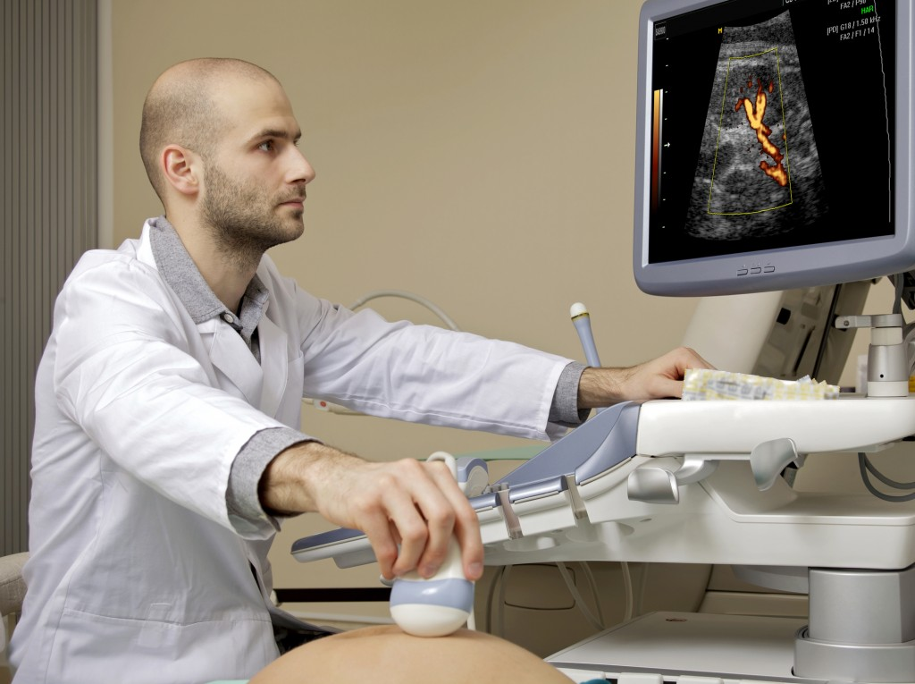 Ultrasound Technician degree cource