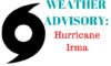Weather Advisory: Hurricane Irma
