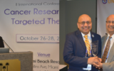 Larkin University College of Pharmacy provides strong support to an international conference on cancer research