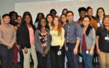 Northeast High School Students from Fort Lauderdale, FL visited Larkin College of Pharmacy